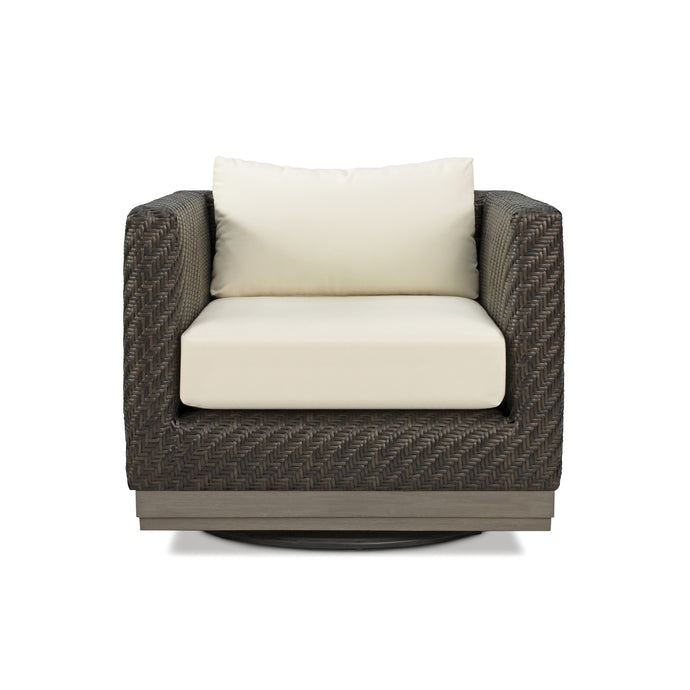 OSIER SWIVEL LOUNGE CHAIR