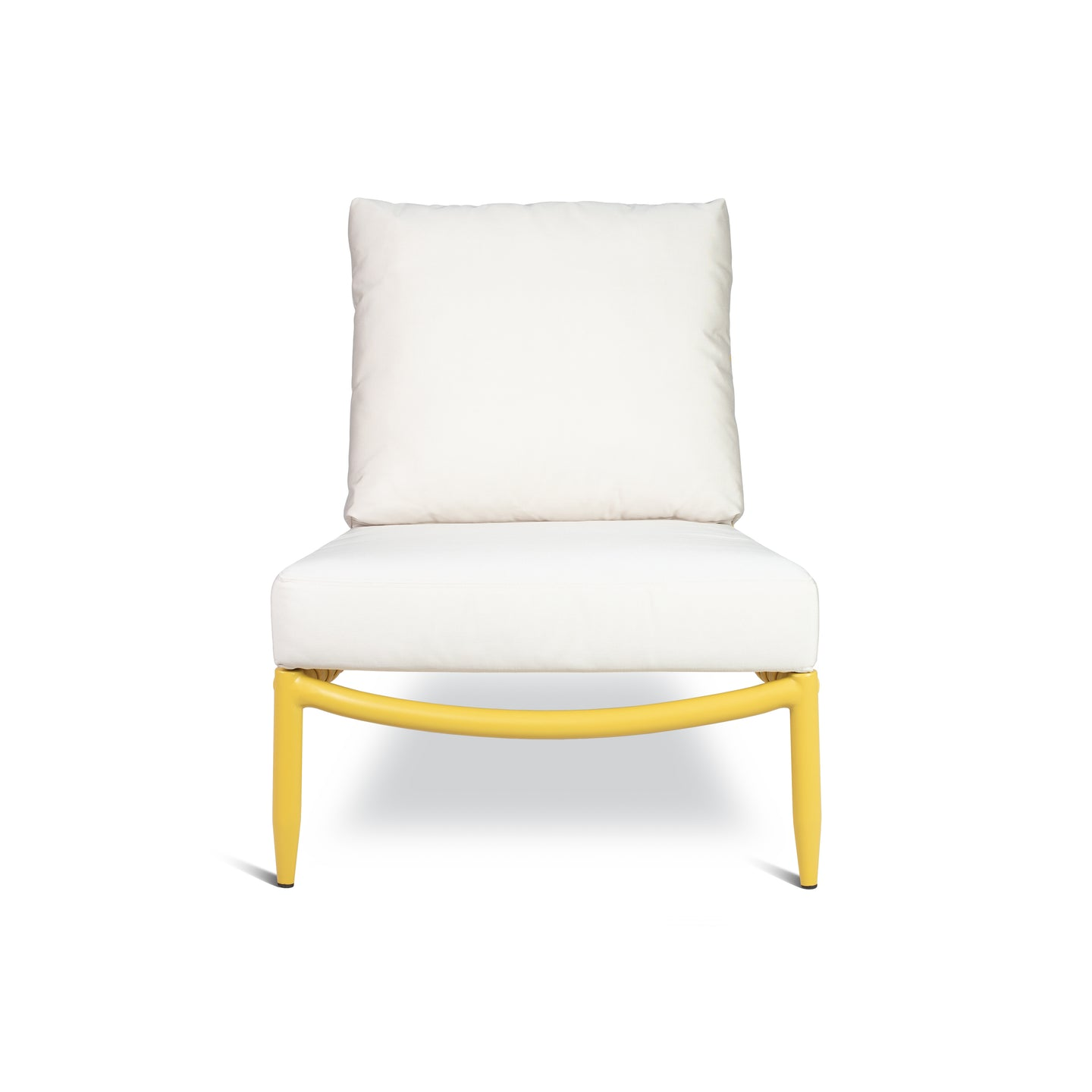 PERRY LOUNGE CHAIR IN LEMON