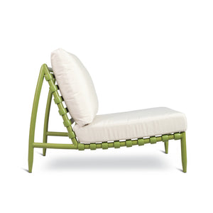 PERRY LOUNGE CHAIR IN LICHEN