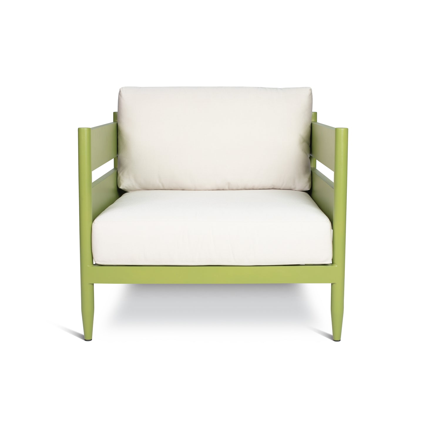 VINCE LOUNGE CHAIR IN LICHEN