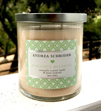 coconut sunshine 2 wick candle