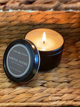 Santal Suede Travel Candle