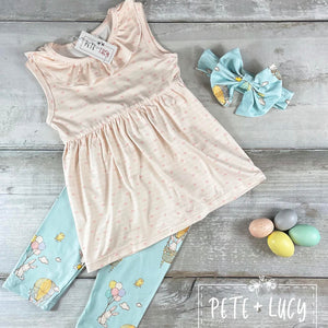 2021 Easter Capri Set
