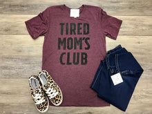 Tired Mom Club Graphic Tee