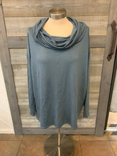 Cowl Neck Long Sleeve Sweater