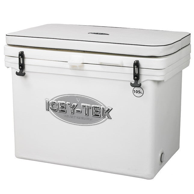 120 Quart Icey-Tek Super Insulated Cooler / Ice Chest