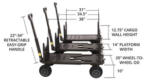 Plus One Tool Cart