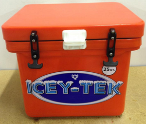 25 Quart Icey-Tek Cooler / Ice Chest