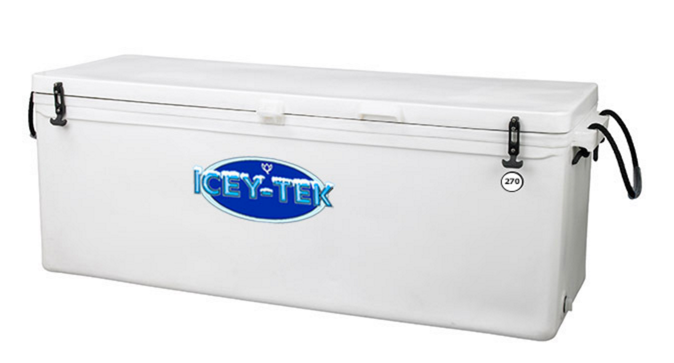 270 Quart - Icey-Tek Cooler / Ice Chest