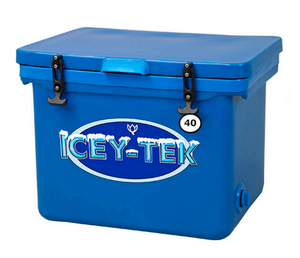 40 Quart Icey-Tek Cooler / Ice Chest