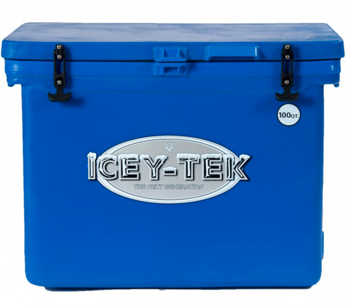 100 Quart - Icey-Tek Cooler / Ice Chest
