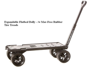 Mighty Max Flatbed Cart