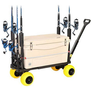 Plus One Fishing Cart