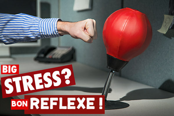 Ball anti-stress de bureau !