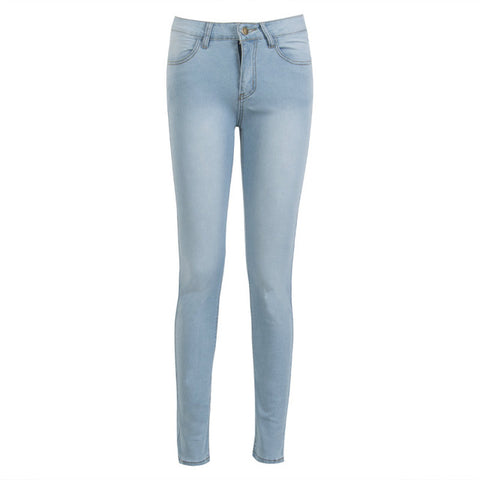 Jeans Stretch bleue
