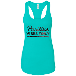 Positive Vibes Only Tank
