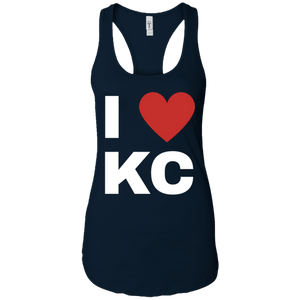 I Love KC White