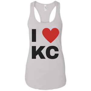I Love KC Black