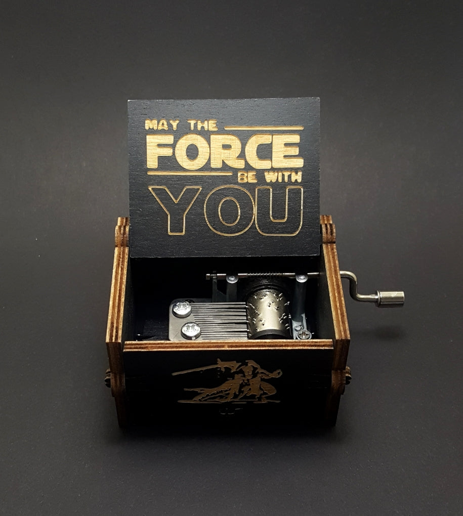 Star Wars Music Box - Lunga Vita Designs