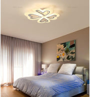 Modern Heart Shaped Ceiling Light (Various Options) Surface Mounted