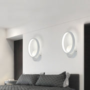 Modern Simple Circular Wall Or Ceiling Light Mounted