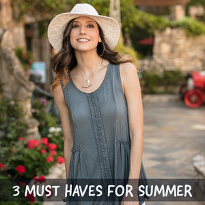 3 Must-Haves for Summer