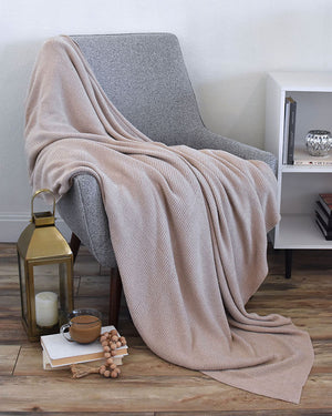 (**new color**) Bambü Blanket