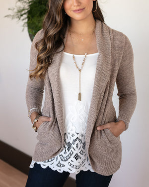 (**new item**) Lush Bambü™ Circle Cardi