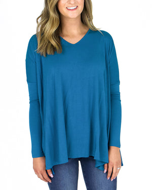 (**new item**) Dolman Tunic Tee by Grace and Lace