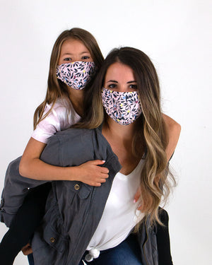 (**sale**) Double Layer Basic Mask - Child Size
