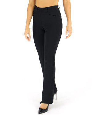 Fab-Fit Work Pant - Bootcut by Grace and Lace