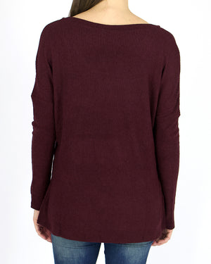 (**sale**) Snow Day Sweater by Grace and Lace