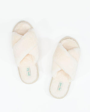 (**new item**) Criss Cross Slippers