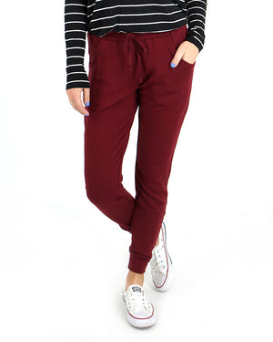 (**sale**) Ultra-Soft Fleece Sweats by Grace and Lace