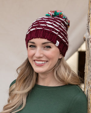 (**sale**) Whipstitch Hat by Grace and Lace