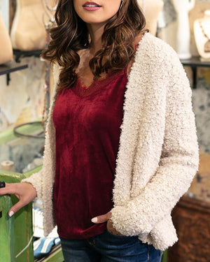 Colorado Cozy Cardigan Toasted Marshmallow / XS