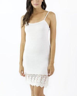 Lace Dress Extenders - Ivory / XS