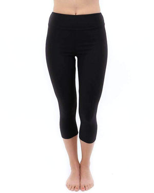 Live-in Capris - Black / Size 0-6