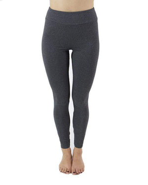 (**final sale**) Original Live-in Leggings Heather Charcoal / Size 0-6