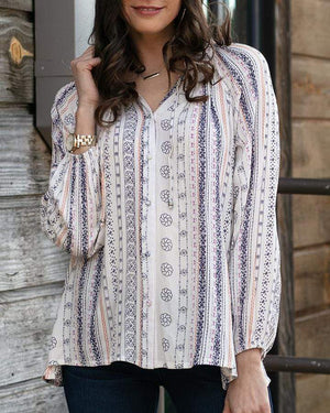 Willow Button Down -