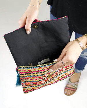 Indian Summer Clutches -