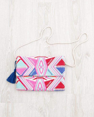 (**new item**) Indian Summer Clutches