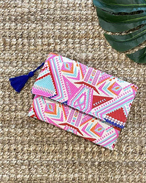 Indian Summer Clutches Bohemian / One Size