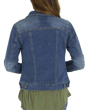 (**new color**) Ultimate Denim Jacket