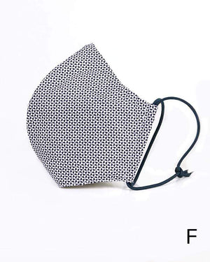 (**new item**) Triple Layer Mask With Filter