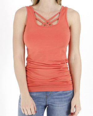 Perfect Fit Strappy Tank