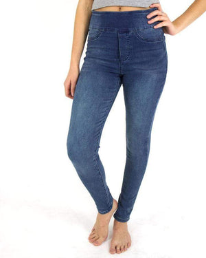 Ultimate Everyday Jegging - Indigo / Size 0