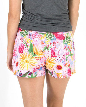 Summer Sweet Live-In PJ Shorts -