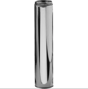 "6"" X 48"" Stainless Steel Insulated Chimney Pipe"