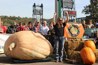 Identifying the Best Giant Pumpkin Seed: A Statistical Approach